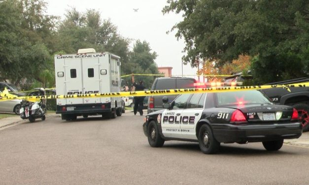 Domestic Disturbance Escalates to Officer-involved Shooting