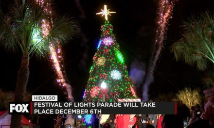 Festival of Lights Kicks Off on December 6th