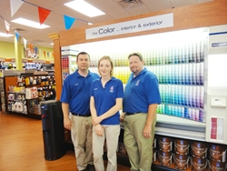 Sherwin Williams staff