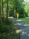 Couple on Bike Trail