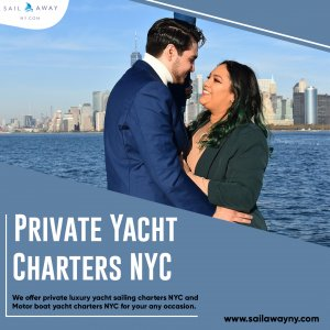 Private Yacht Charters NYC