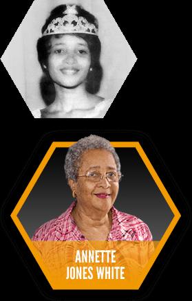 Annette Jones White