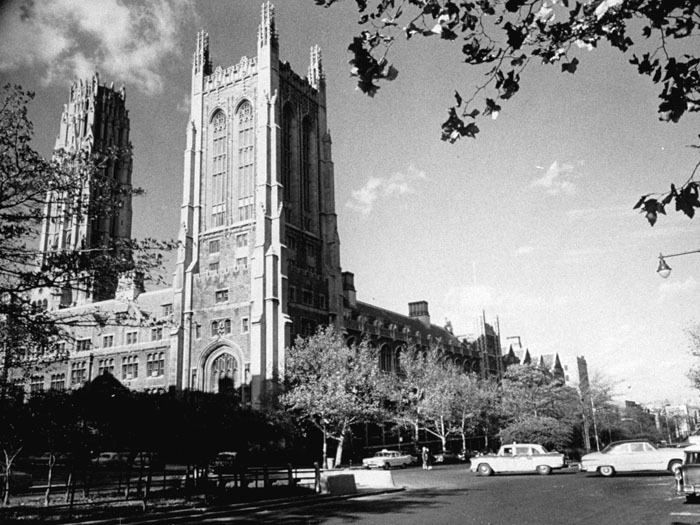 Union Theological Seminary in New York
