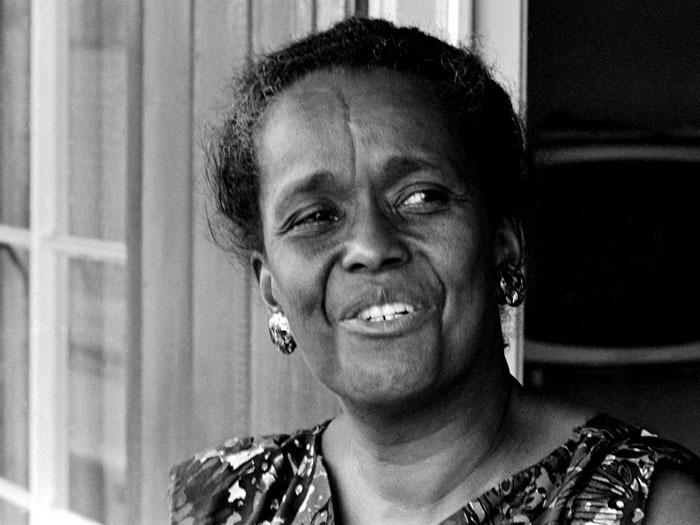 SCLC chief of staff Ella Baker