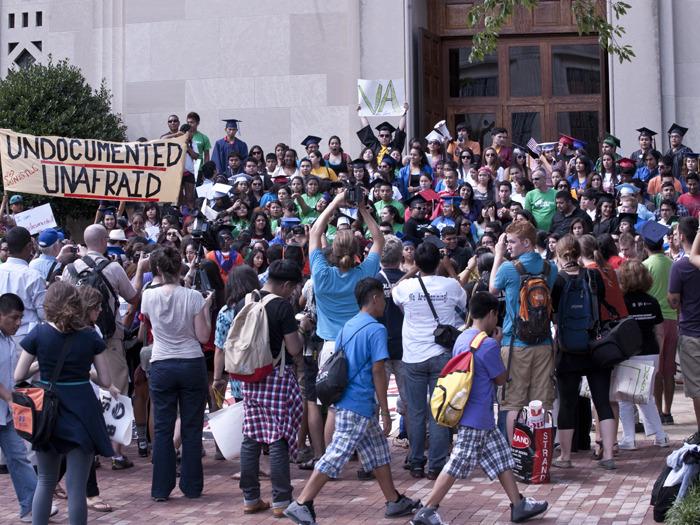DREAM Act Rally
