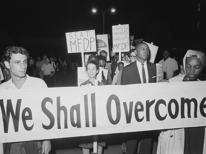 Democratic National Convention 1964