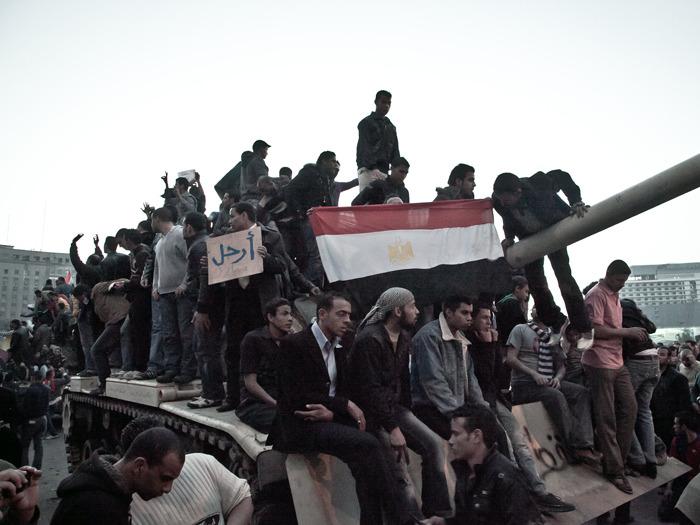 Tahir Square Protesters