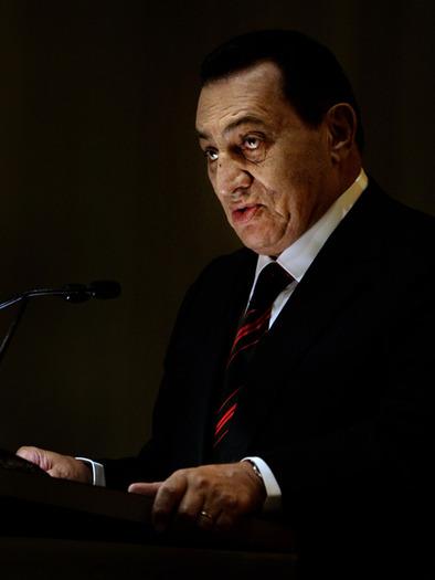 Hosni Mubarek