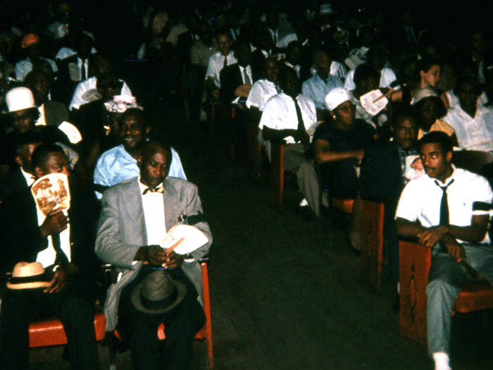 Friendship Baptist Church in 1964