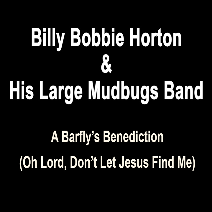 A Barfly's Benediction