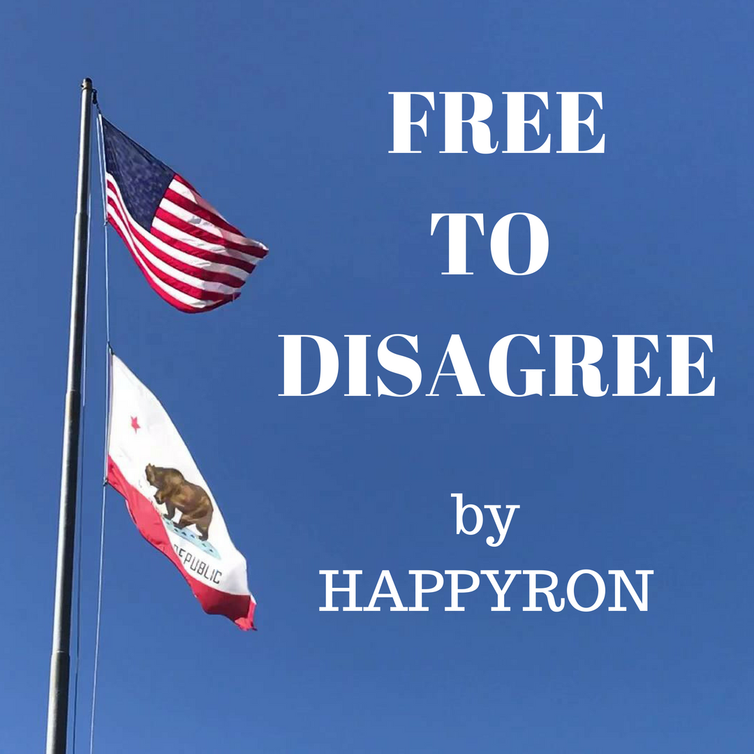 Free To Disagree