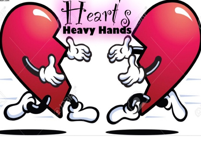 Heart's Heavy Hands