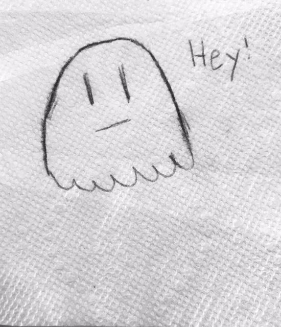Hey Ghost