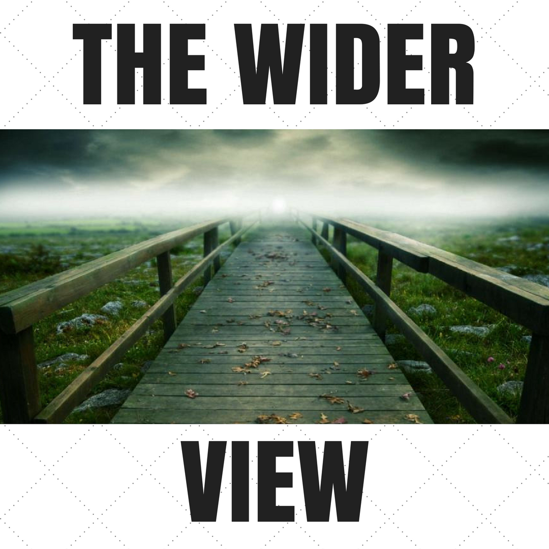 The Wider View (As Song Of Life)