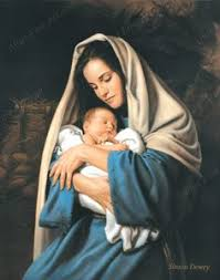 The Mary in my Christmas