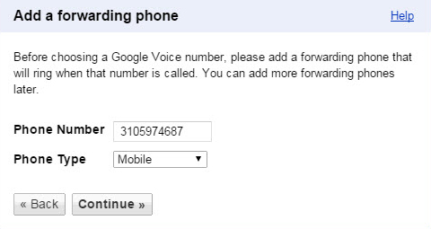 websites for actors google voice