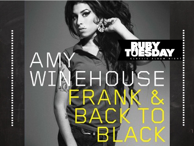 Ruby Tuesday Amy Winehouse Wednesday Tickets The