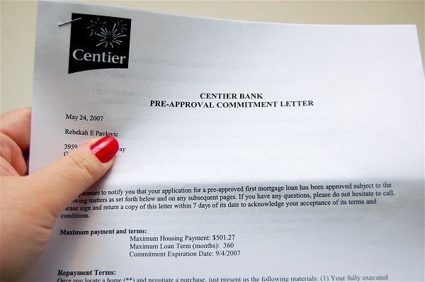 Mortgage Commitment Letter » The Difference Between A Pre-Approval