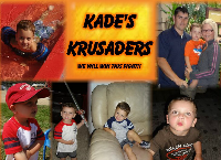 Help Kade Fight Leukemia