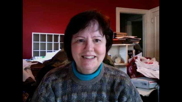 Ann Priddy: Asking for help so I can keep working.