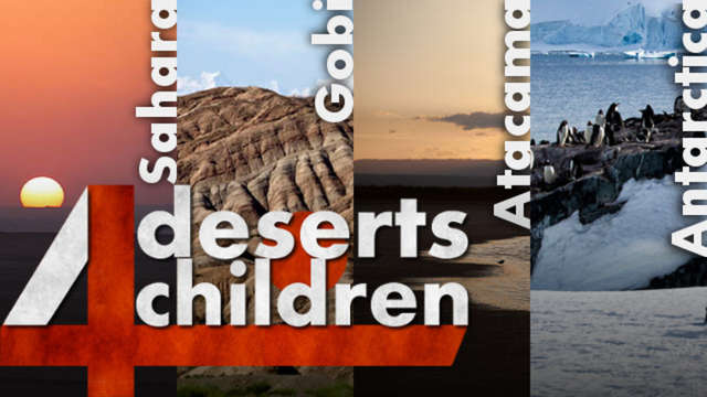 4 Deserts 4 Children