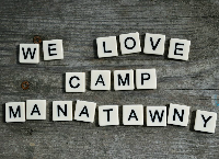 Campers Giving Back To Manatawny