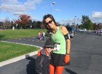 Natasha Fatta Chicago Marathon Fundraiser