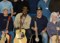 Help Injured Veterans through Music