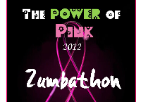 The Power of Pink 2012 Zumbathon