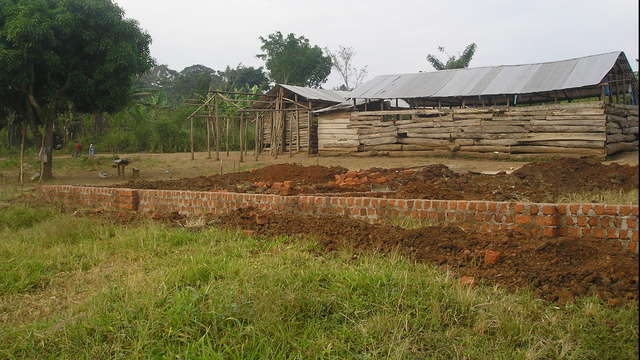New Life Primary School Construction in Uganda