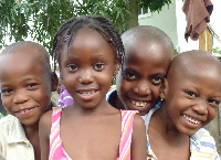 Rent is due our kids home in Haiti