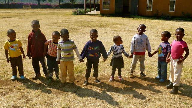 Help Megan support Rift Valley Children's Village