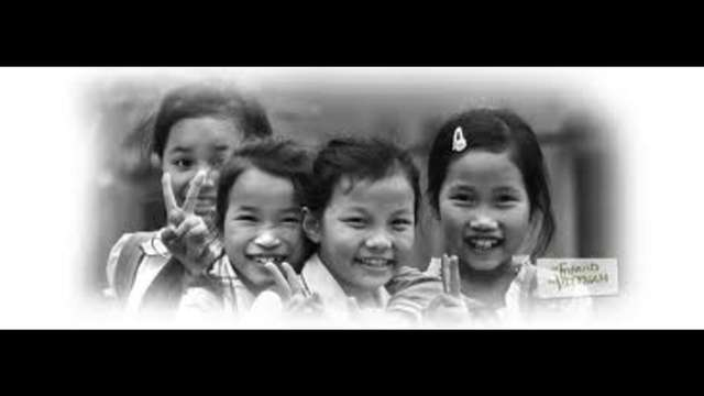 Poor Children in Viet Nam