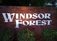Windsor Forest Maintenance Fund