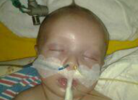 PRAYERS AND DONATIONS NEEDED 4 LITTLE BRODY.