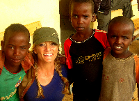 Carrie's Moving to Ethiopia!!