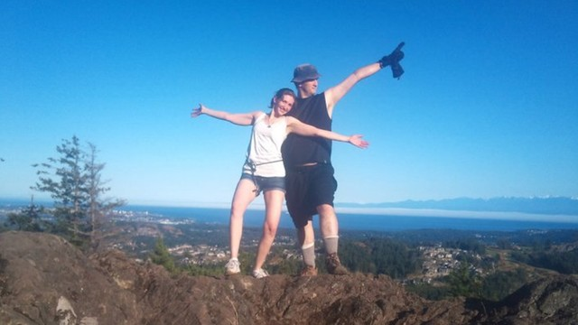 Sponsor my hikes for Mt. Finlayson Madness!