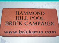 Legacy Brick Fundraiser