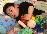 Help Gabriel - BE A HERO to his family.