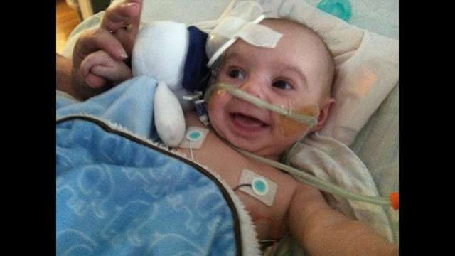 Help Baby David With Medical Expenses