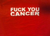 F#*k you cancer fund for Dawn Renee