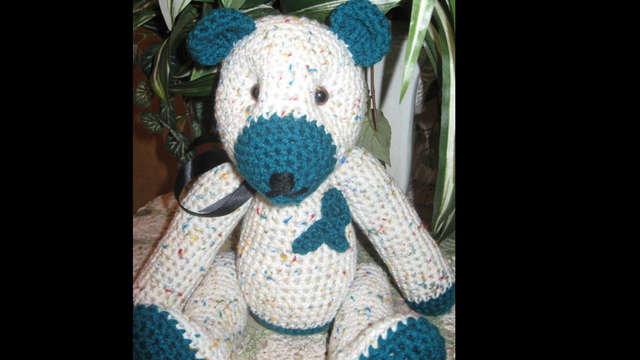 IC Awarenss Bear Project-Helping those suffering