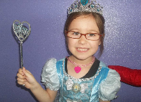 Princess Marissa Fundraiser