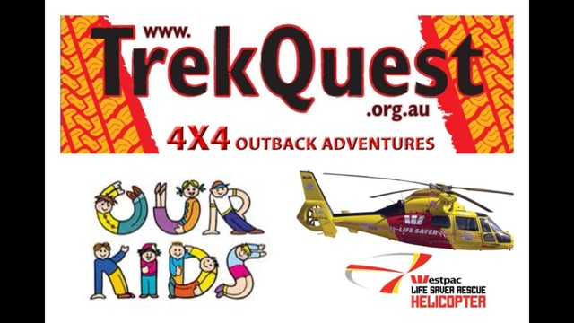 Please help us support Trek Quest 2013