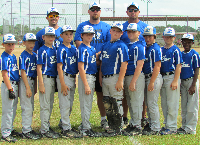 The Zone Baseball - USSSA World Series 2013