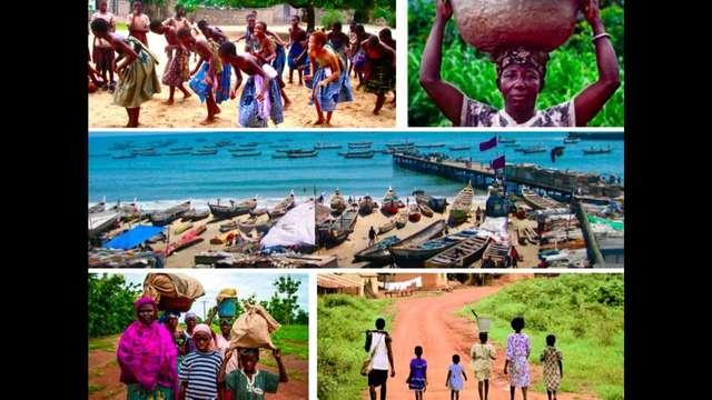 HIV/Malaria Outreach Program in Rural Ghana