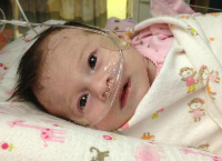 Fundraiser for Amelia Jolene's Medical Expenses