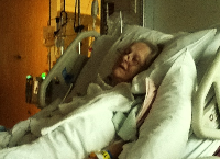 Mom's Massive Stroke Fund