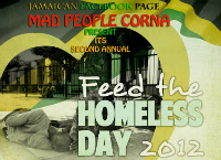 2nd Annual Feed the Homeless Day 2012