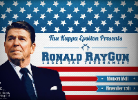 Ronald RayGun Laser Tag Tournment